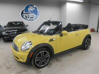 2010 MINI Cooper CONVERTIBLE! 6 SPEED! FINANCING AVAILABLE