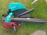Bosch leaf vacuum