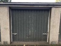 Garage with power and light in central location for rent