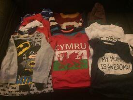 Boy clothes 18-24 months