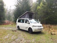 Professionally converted T5 Camper Van