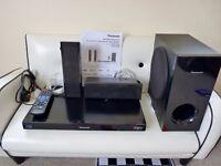 Blu-ray Player + Theater Sound System SC-BTT262 [£60 ONO]