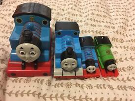 Push along Thomas trains