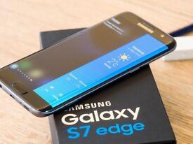 Brand new boxed Samsung S7 Edge
