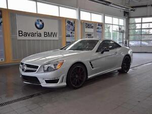 2014 Mercedes-Benz SL63 AMG Roadster