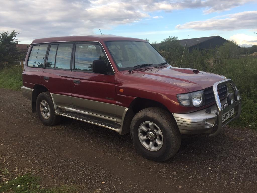 Mitsubishi Shogun 2.8TD 1998