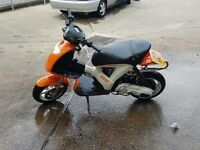 Gilera Ice 125 Reg as 50 (£950 ONO)