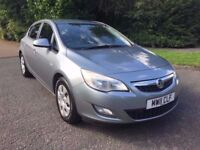 ASTRA 1.7 CDI ECOFLEX EXCLUSIVE 11 REG 5 DOOR IN GREY WITH FULL SERVICE HISTORY NEW CLUTCH FITTED