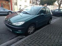 Peugeot 206 - spares or repair - needs to be sold by Wednesday night