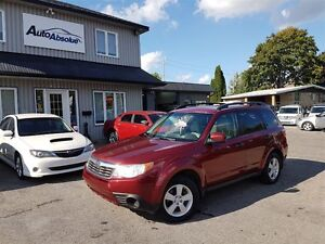 2010 Subaru Forester PZEV Outdoor Package
