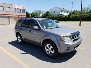 2008 FORD ESCAPE XLT 4X4  V 6