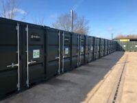 Self Storage Containers from £17.50 per week in Deal, Kent