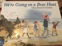 We're Going on a Bear Hunt board game, new and unused