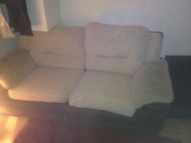 Large 2 seater sofa need gone asap