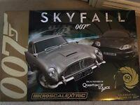 James Bond Skyfall Scalextric set RRP£60