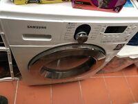 Samsung Washing Machine Washer Dryer WD1704RJE - used