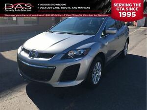 2011 Mazda CX-7 GX LEATHER/SUNROOF/LOADED