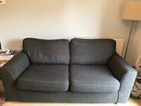 Grey Sofa - £100 ONO