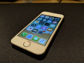 iPhone 5S Gold - Unlocked