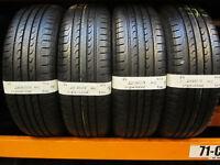 R4 4X 225/65/17 102H GOODYEAR EFFICIENT GRIP SUV 4X4 1X7,5MM 3X8MM TREAD