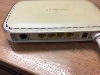 NETGEAR DG834 V4 10/100 Router
