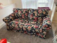 2 seat IKEA sofa