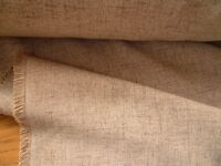 20 Metres Roll of Sewing Fabric - Light Beige