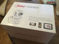 iBaby Monitor M3 WiFi Digital Video Monitor with Night Vision and Two-way Audio for iPhone/Android