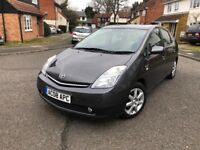 2008 TOYOTA PRIUS 1.5 VVTI T-SPIRIT TOP OF THE RANGE HYBRID LOW MILEAGE 99k FULL SERVICE HISTORY