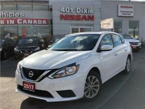 2017 Nissan Sentra 1.8 SV BACKUP CAM| HEATED SEATS| BLUETOOTH