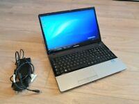 "Samsung NP300e Laptop/ 15.6"" LED HD Scr/ Core i5 2.50GHz/ 500GB Hard drive/ 4GB Memory/ HDMI/ DVD"