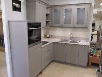 Kitchen, ex-display: NOLTE FRAME LACK PAINTED LAVA