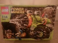 LEGO: 2 x Power Miners Sets