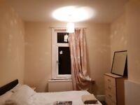 KING SIZE BEDROOM, 4 MIN TO TRAIN, AVAILABLE FOR SHORT/LONG LET