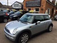 Mini Hatch 1.6 One 3dr with Long MOT, Excellent condition