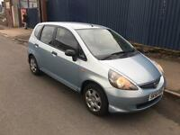 "***""HONDA,JAZZ,S,1.2cc,5DR,2006(56),MANUAL,HATCHBACK,76BHP,BLUE,1OWNER""***"