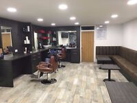 Experienced Barber required for Full/Part Time work in Preston.