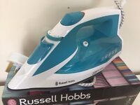 Russell Hobbs Super Steam 2400W Iron, 99% Like-new Condition : Pick-up around Bath City Centre only