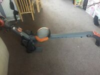 Rowing machine perfect working order