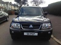 Shogun 3.2 d-di 2006 auto diesel clean reliable 4x4 7 seater