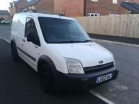 2003 Ford Transit Connect Van 12 months MOT