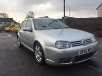 Golf gt tdi (150) r32 replica