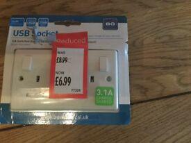 USB socket bn