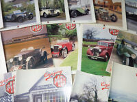 'ENJOYING MG' CAR MAGAZINES IN EXCELLENT CONDITION, SOME UNOPENED