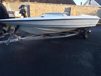 Boat project decent trailer