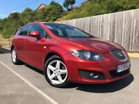 2009 Seat Leon 1.9 Tdi Facelift, Bluetooth, Sunroof, AUX not golf a3 120 astra