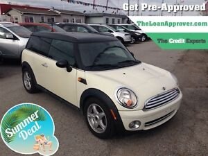 2009 MINI Cooper Clubman * POWER ROOF * HEATED SEATS
