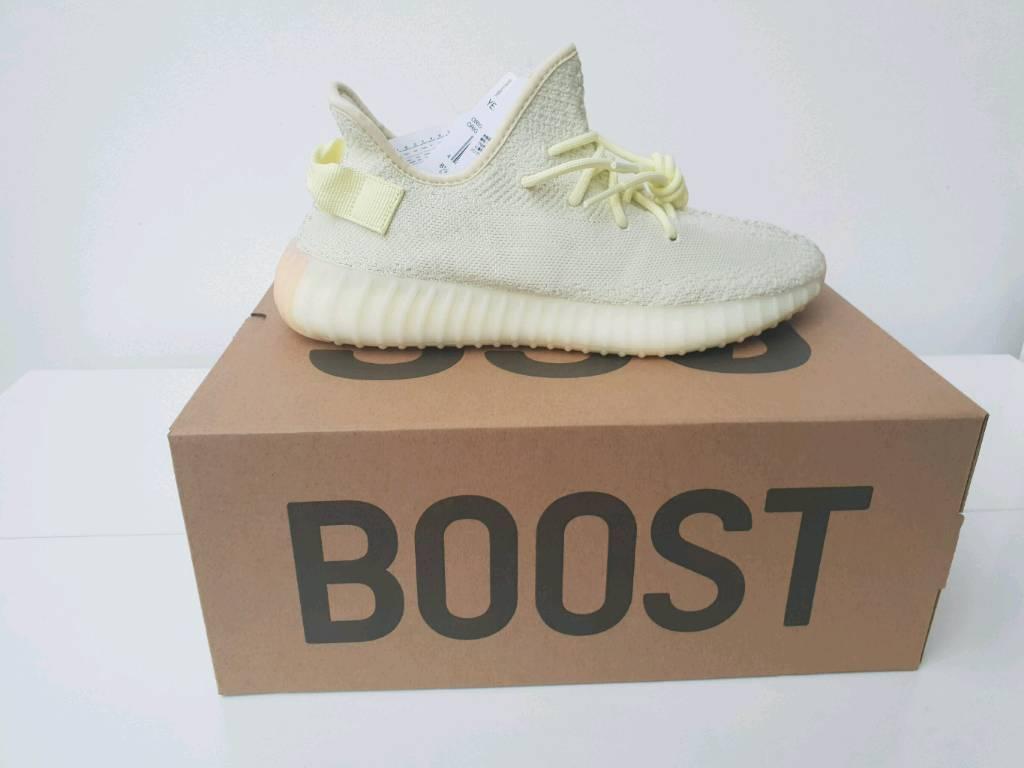 665214da7 Adidas YEEZY Boost 350 V2 Butter - Size 6.5