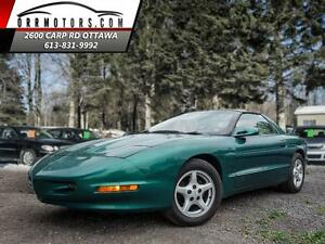 1997 Pontiac Firebird Coupe  T-Roof  Rare Find
