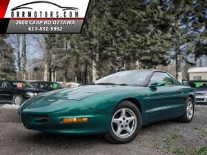 1997 Pontiac Firebird Coupe  T-Roof  Rare Find